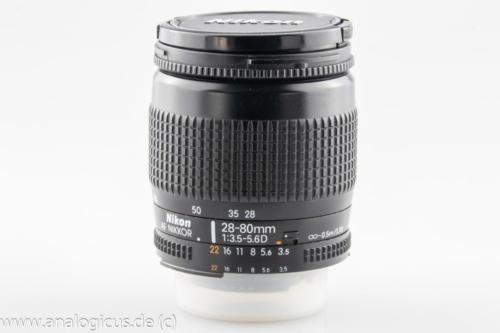 Nikon Nikkor 28-80mm 3.5-5.6 (50 von 56)