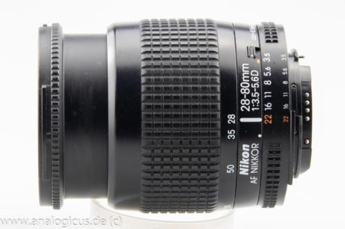 Nikon Nikkor 28-80mm 3.5-5.6 (55 von 56)