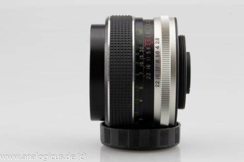 Porst automatic WW 35mm 2.8 (2 von 5)