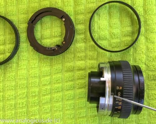 reparatur revuenon50 1.4-4635